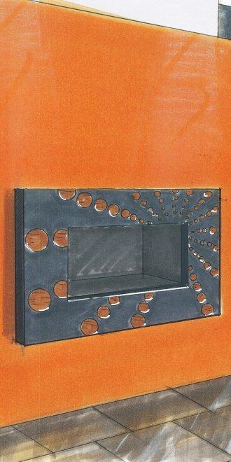 cadres pour chemin es chemin es barbier depuis 1972. Black Bedroom Furniture Sets. Home Design Ideas