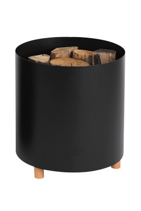 rangement-a-bois-blend-noir-givre