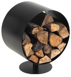 Rangement à bois RETRO
