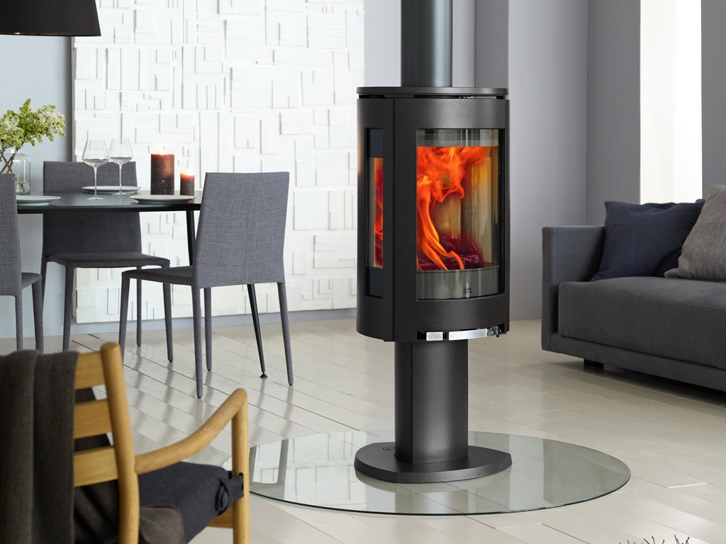 jotul f373 po le bois chemin es barbier depuis 1972 votre sp cialiste chemin es et po les. Black Bedroom Furniture Sets. Home Design Ideas